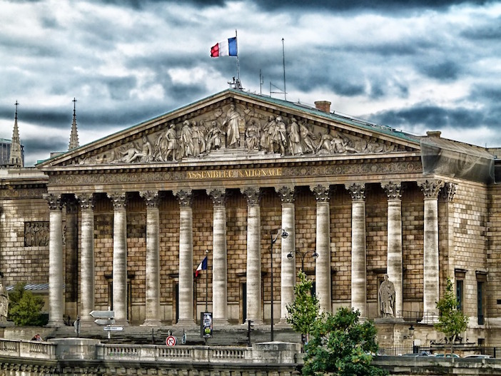 Photo de l'Assemblee nationale