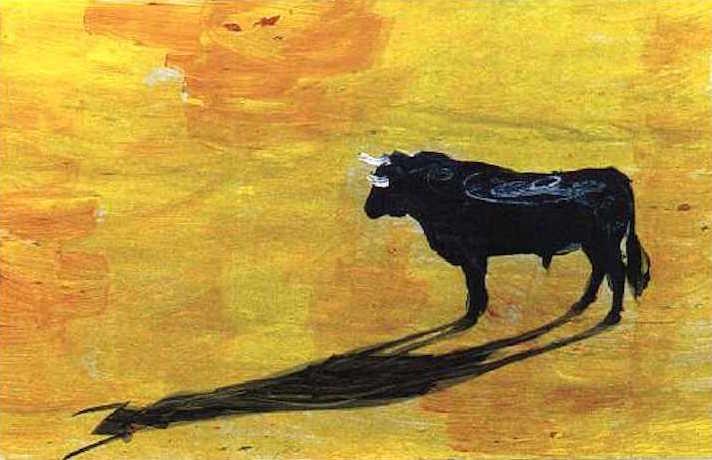 Mosaik, Bernard Larroque, 1909.