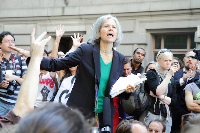 Jill Stein, DR