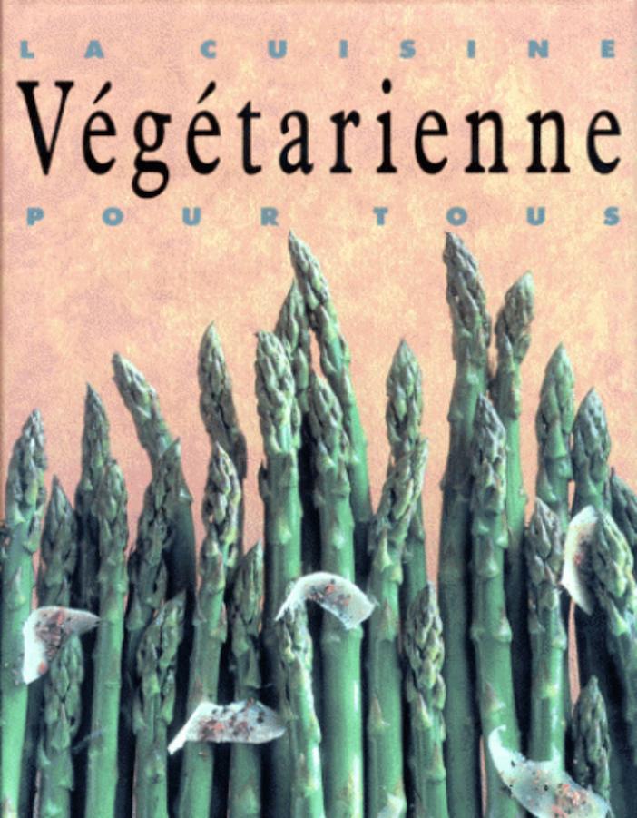 Susan Tomnay, La Cuisine végétarienne pour tous