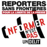 REPORTERS SANS FRONTIÈRES & LE COLLECTIF