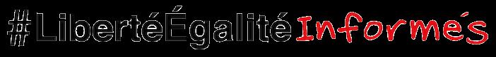 Logo Liberté egalite informer