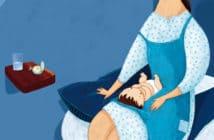 """""""Mama"""", par Monica Calvo."""