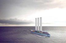 Le projet Zephyr et Borée, un cargo à voile pour le transport maritime