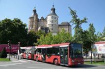 Les tarifs des bus à Montbéliard