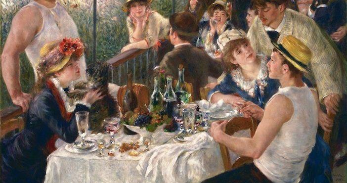 Renoir, le déjeuner des canotiers, 9 conseils pour contenter son corps en mangeant macrobiotique
