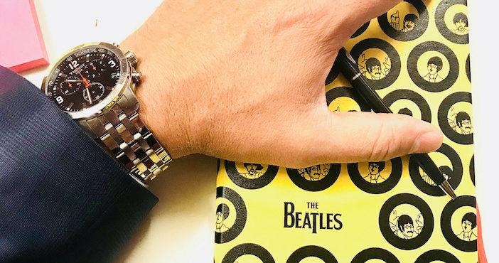 La montre offerte par sa femme a pierre roubin, 43 objets