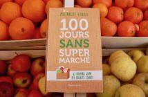 livre 100 jours sans supermarché