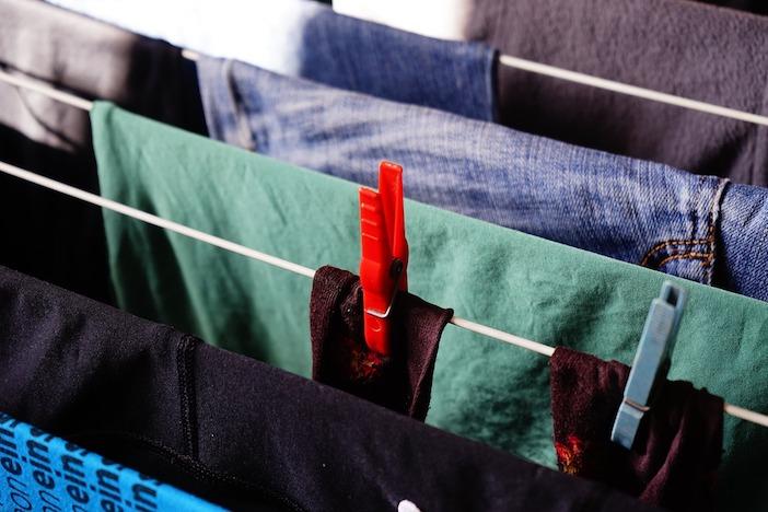 La lessive, Mes 43 objets