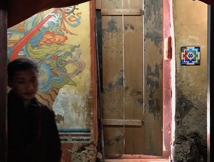 Bhoutan, Invader, mandala,temple
