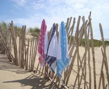 Épisode 6 : Une serviette multifonctions, solide, grande et légère