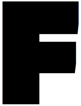 Lettrine -F, prosaic