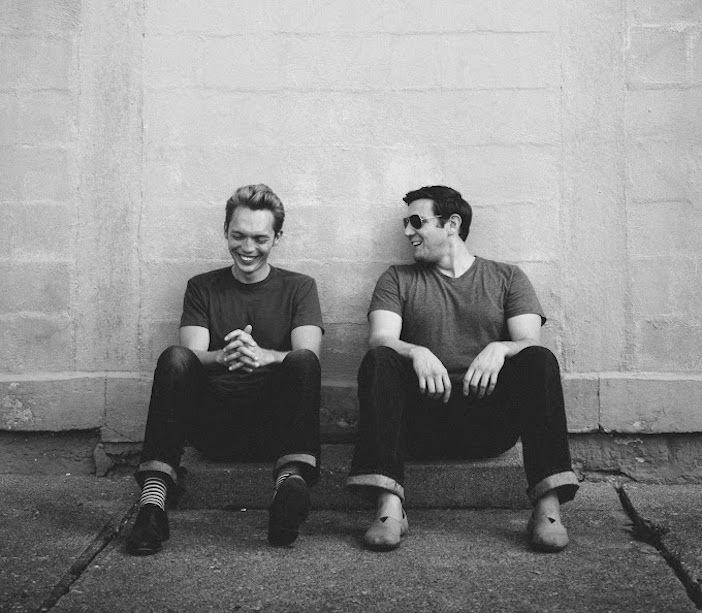 The minimalists, Joshua Fields Millburn et Ryan Nicodemus