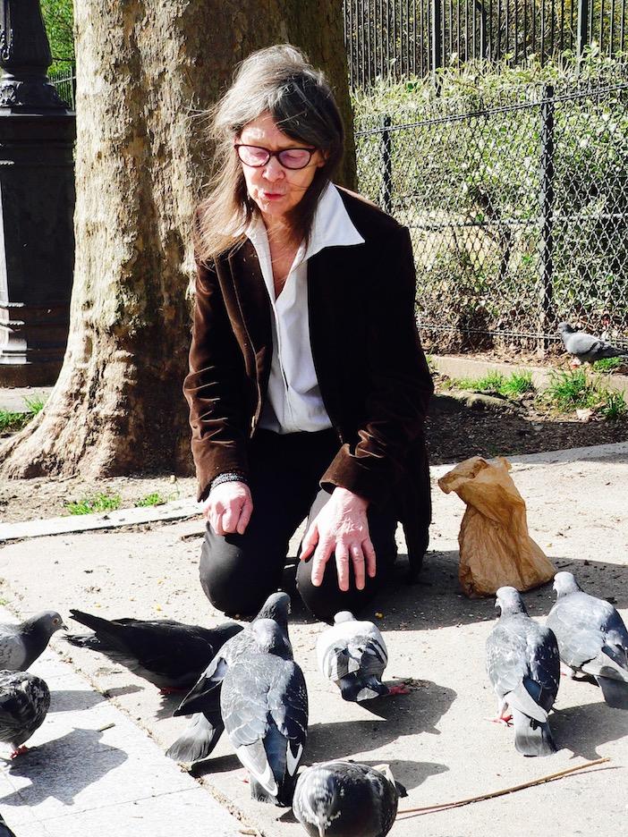 Brigitte Marquet, Ambassade des Pigeons