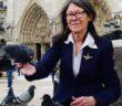 Brigitte Marquet, Ambassade des Pigeons, pigeons, Paris, Notre-Dame,
