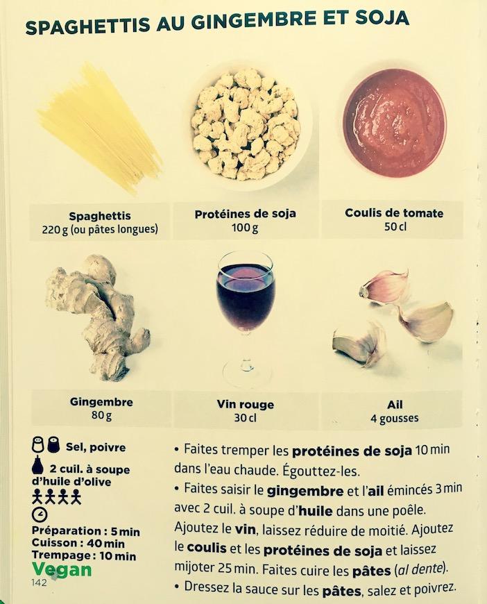 Simplissime, les recettes vegetariennes et vegan les plus faciles du monde