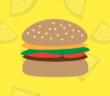 Burger végane aux haricots noirs noirs