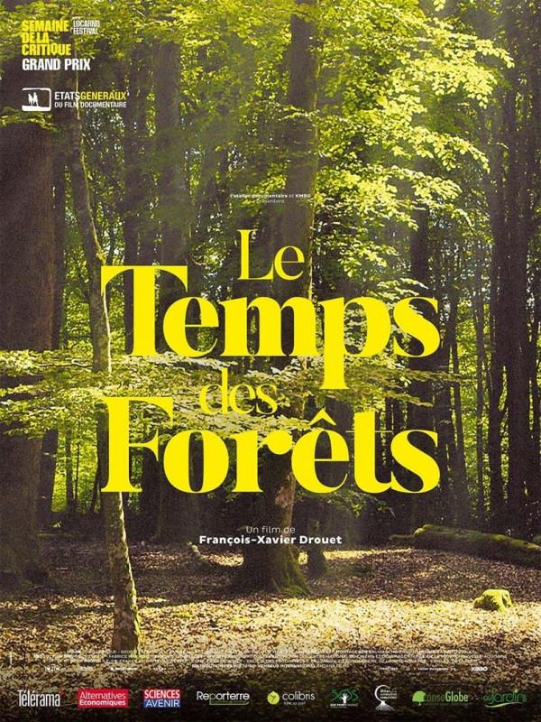 Le temps des forets, de François-Xavier Drouet