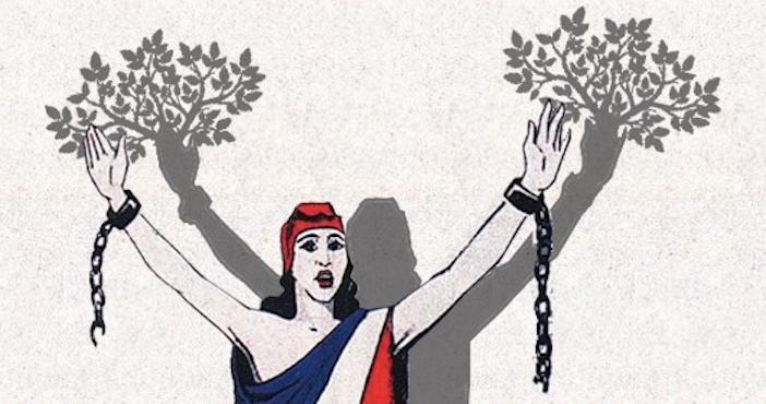 La Marianne de la Constitution ecologique