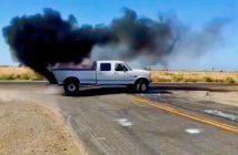 Rollin coal, pollution maximale, à l'image de Total
