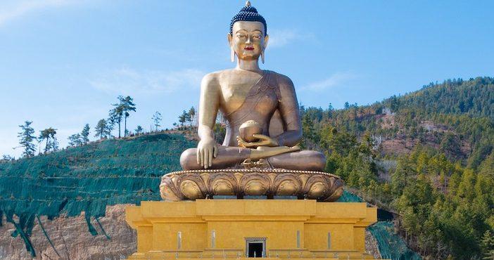 Bhoutan, bonheur