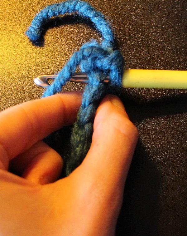 les bases du crochet