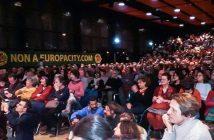 Europa city, soiree-debat triangle de gonesse