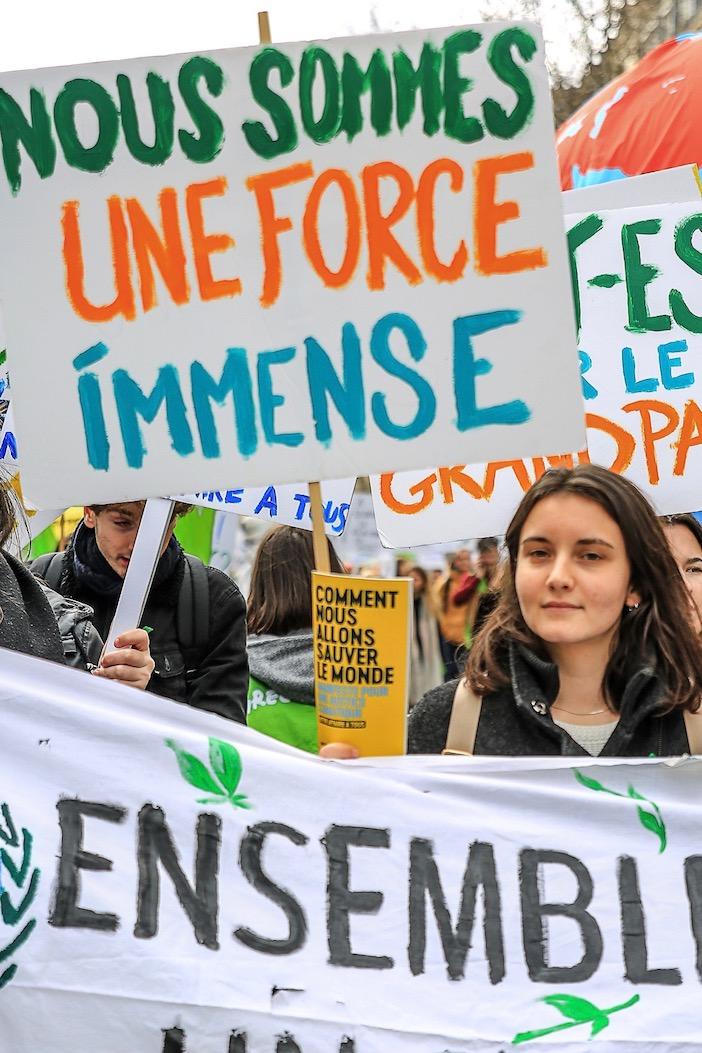 Comment nous allons sauver le monde, manifeste pour une justice climatique