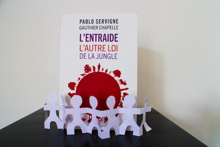 L'Entraide, l'autre loi de la jungle, de Pablo Servigne et Gauthier Chapelle