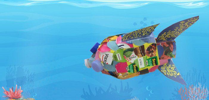 dechets plastiques