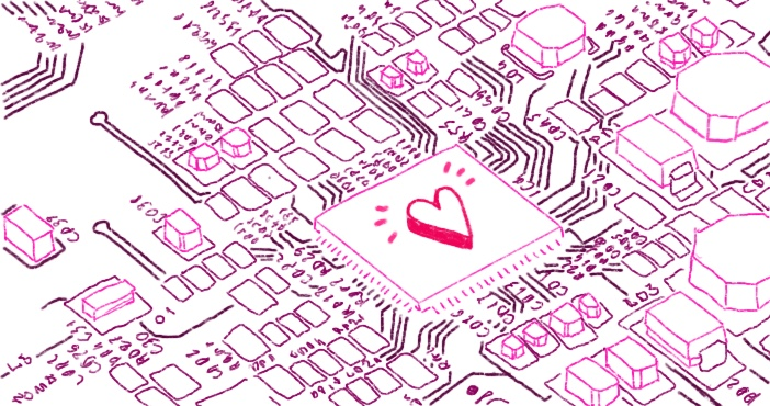 Data love, par Gersende Le Blay