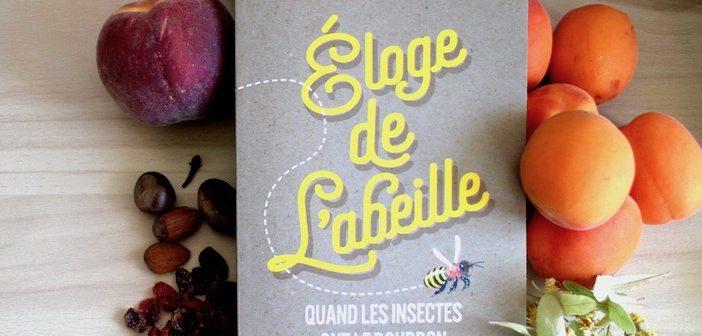 Eloge de l'abeille, le livre de Christophe Gatineau