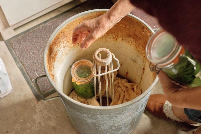 La recette de ma grand mère pour faire des conserves