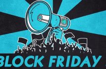 L'affiche du Block Friday