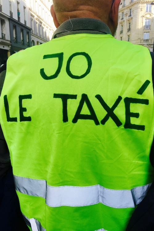 Jo le taxé