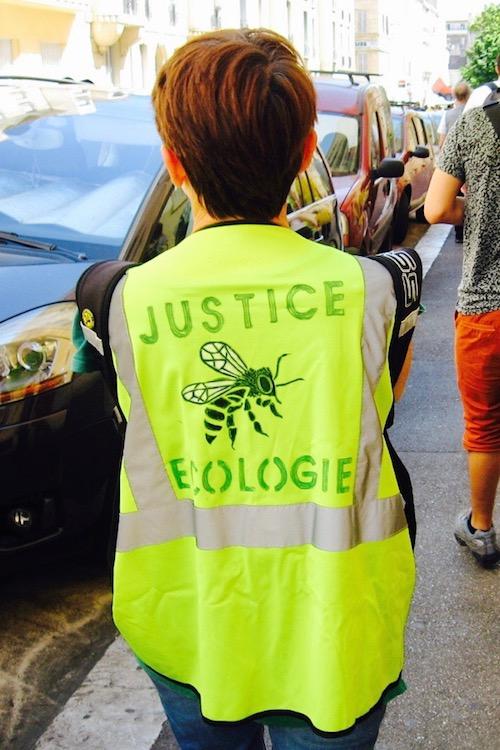 Justice écologie