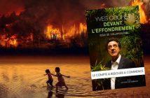 La couverture de l'essai d'Yves Cochet, Devant l'effondrement