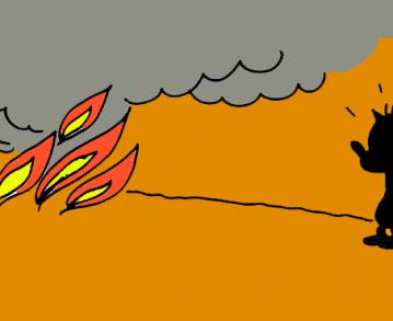 Bienvenue à Minima city #25 : Incendies