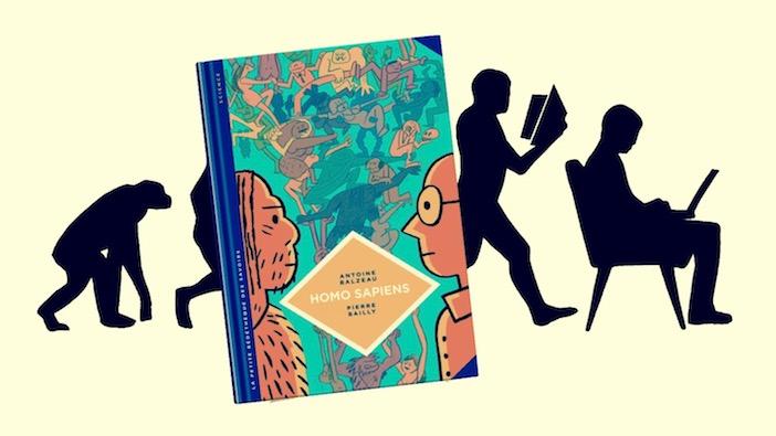 Homos sapiens, histoires de notre humanite
