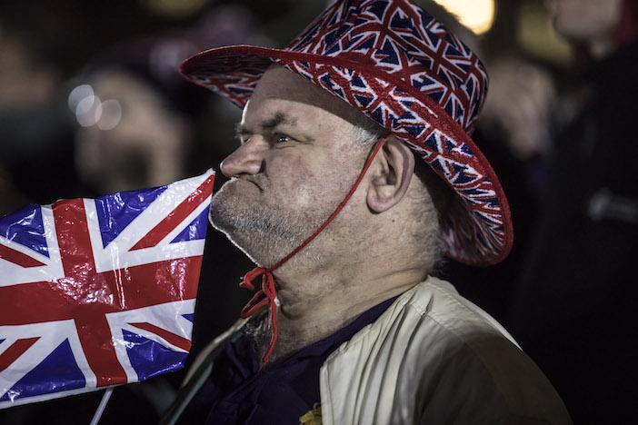 Brexit day, par Laurent Hazgui/Divergence