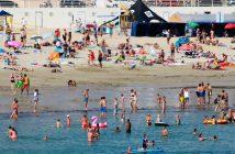 plage, Bretagne, France