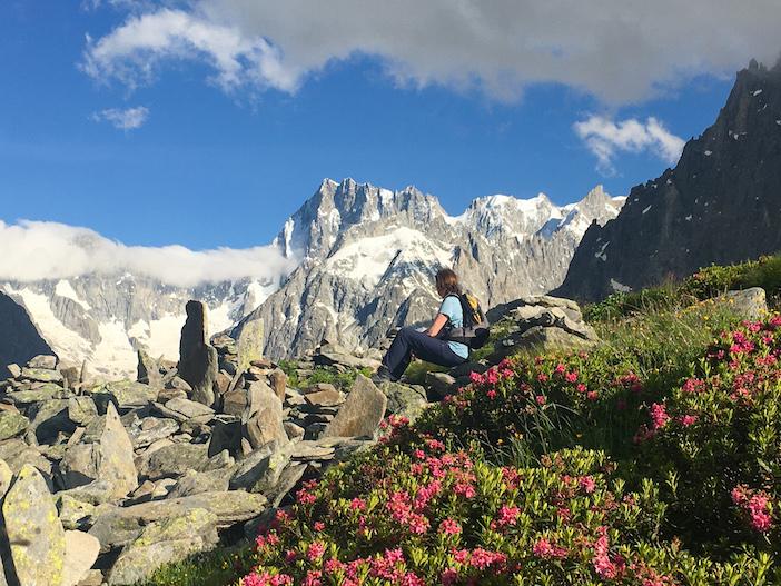 randonnée, montagne, chamonix