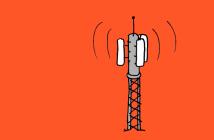 Le relais, antenne 5G