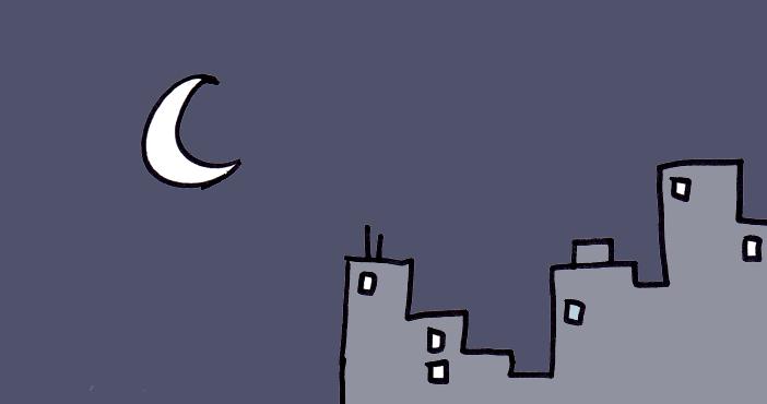 nuit sauvage à Maxima city
