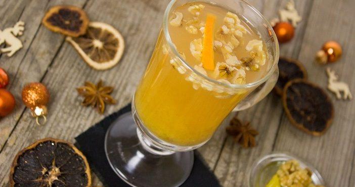 Le vin d'orange, un apéritif bien agréable lors de la saison des agrumes