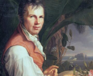 Alexandre de Humboldt, le scientifique éclairé qui dès 1800 prédisait le dérèglement climatique