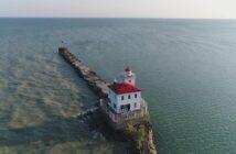 Le phare du lac Érié
