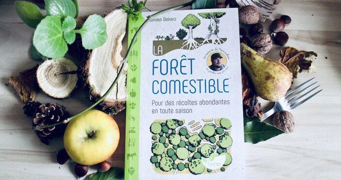 La forêt comestible : couveture du livre