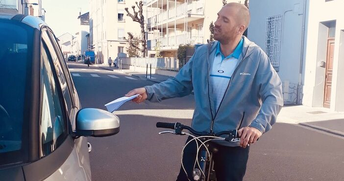 """Nicolas Gouthier : """"Coupe ton moteur s'il te plaît"""""""