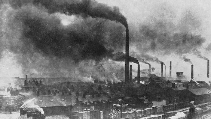 Image de la revolution industrielle